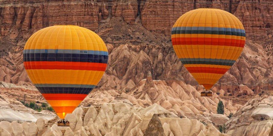 cappadocia-balloon-ride Activities and itineraries