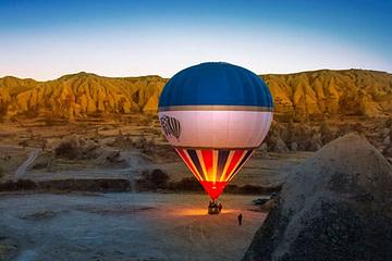 ballooon ride cappadocia