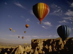 cappadocia-balloon Activities and itineraries
