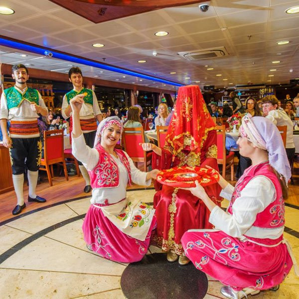 Dinner-Cruise-with-Ottoman-Night Activities and itineraries